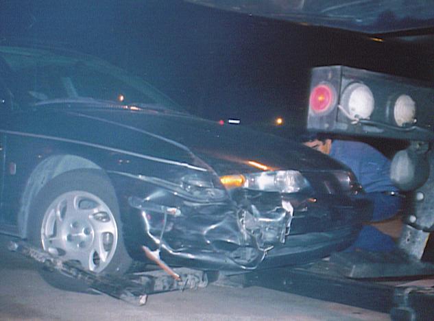 Leif Garrett Car Crash
